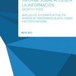 Informe sobre Acceso a la Información