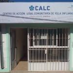 Inauguramos el Centro de Acción Legal Comunitaria (CALC) de Villa Inflamable