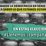 #LlenemosLaCampañaDeIdeas: ACIJ lanza iniciativa para que los grandes temas formen parte de esta campaña electoral