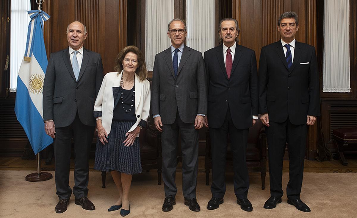 Por primera vez, la totalidad de la Corte Suprema accedió a entregar sus declaraciones juradas patrimoniales