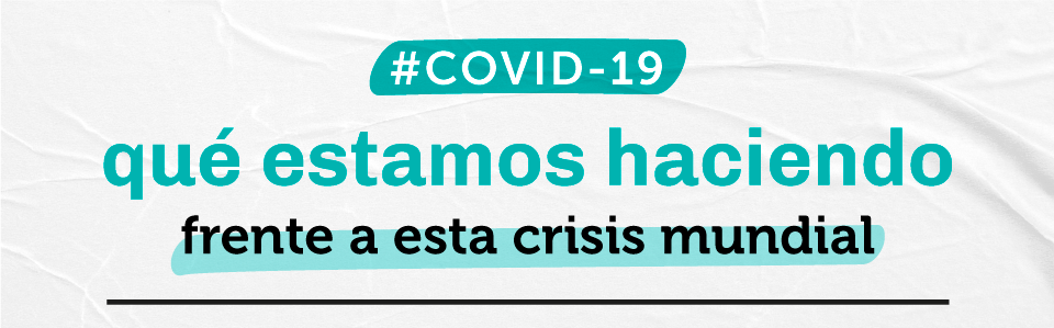 COVID-19: what are we doing in the context of the global pandemic?