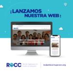 Desde la Red de Organizaciones Contra la Corrupción lanzamos nuestro sitio web