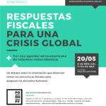 Webinario: Respuestas fiscales para una crisis global. Por una agenda latinoamericana de reformas redistributivas